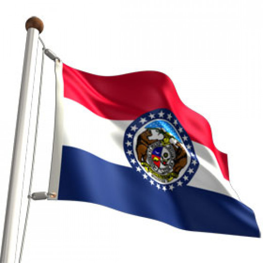Missouri's State Flag