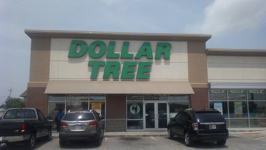 The Dollar Stores are fully equipped, not completely equipped, fully, with necessary items for starting your disaster kit.