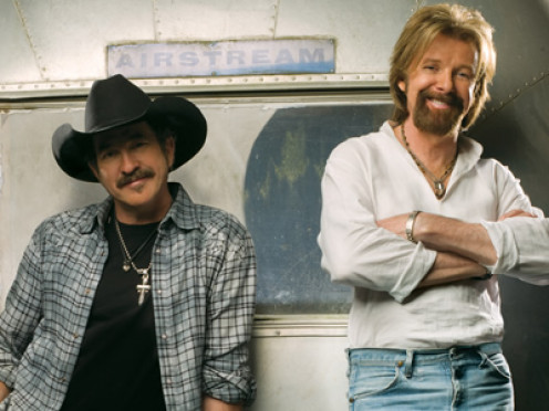 Brooks and Dunn are one of country music's best bands ever.