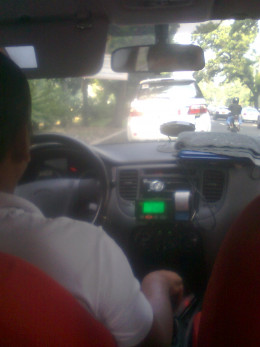Do you feel safe in the hands of a taxi driver?