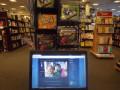 Chillin' at the Barnes & Noble