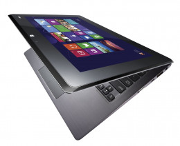 An ultrabook that folds into a tablet