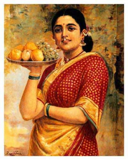 Raja Ravi Varma - Famo...