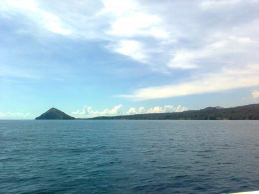 Balingoan Port from afar!