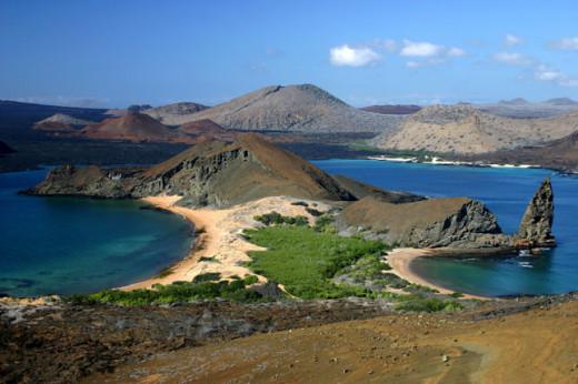 Sense-Fainting Beauty of Galapagos Islands