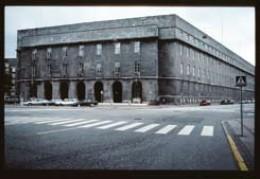 A building linked to Darzhavna Sigurnost