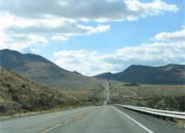 Beckwourth's Pass through the Seara Nevada Mountians