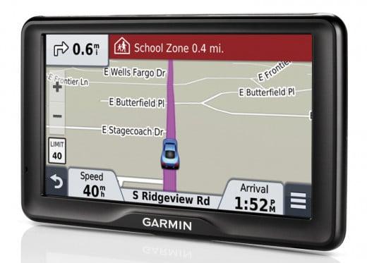 Garmin 2797LMT 7 Inch GPS Unit