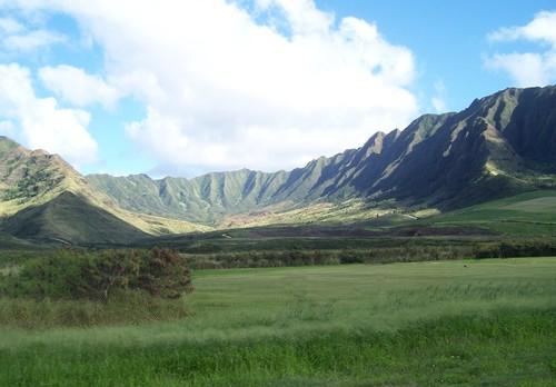 Makua Valley, Oahu