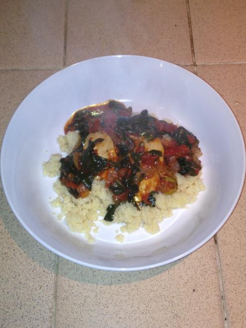 Delicious easy Italian chicken recipe.
