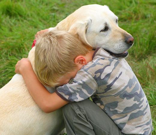 Mans Best Friend Indeed!