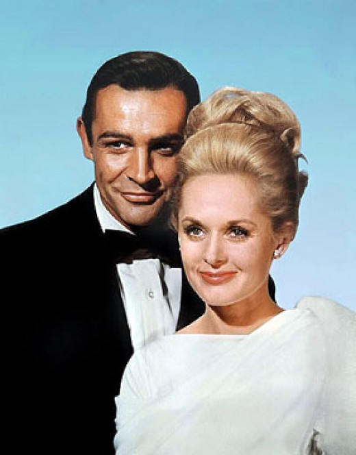 Tippi Kedron and Sean Connery Photobucket