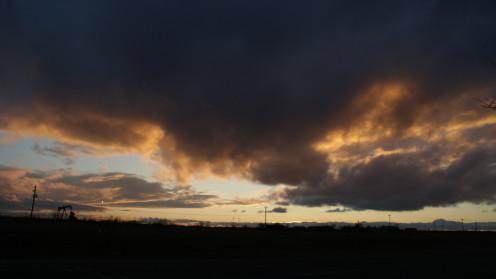 Midland, Texas Sunsets