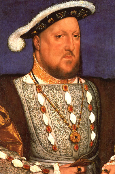 Henry VIII was never destined to be King of England