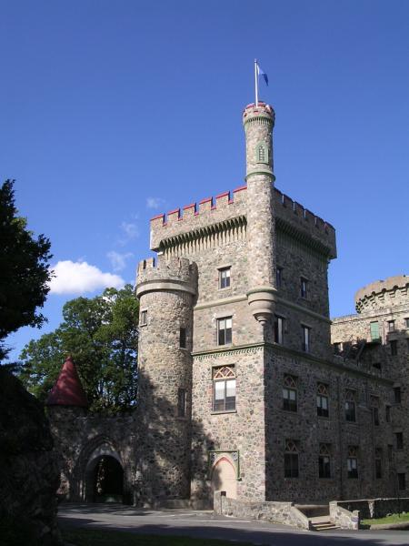 Usen Castle, Waltham, Massachusetts