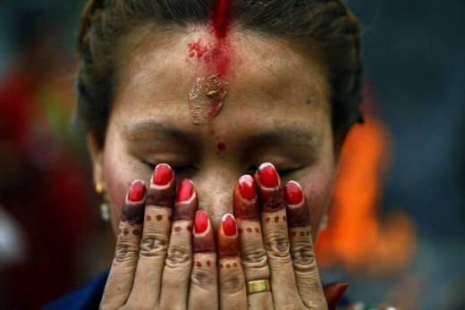 Women and girls in different parts of the world still suffer horrific abuses.