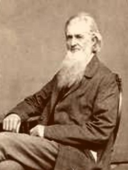 Solon Robinson founded Crown Point Indiana  in 1834