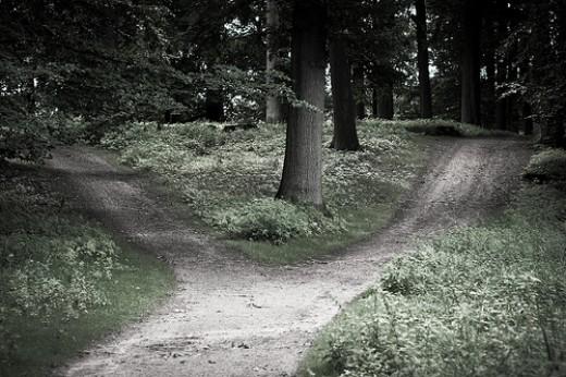crossroads from Carsten Tolkmit flickr.com