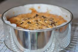 Warm Apple Cake Dessert In Tin. Image: © Siu Ling Hui