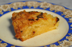 Apples in Cakes and Desserts