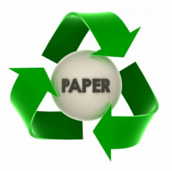 Behind The Scene: Paper Recycling
