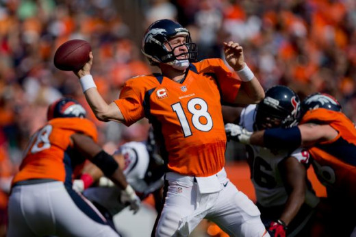Peyton Manning may have one last chance to win a Super Bowl.