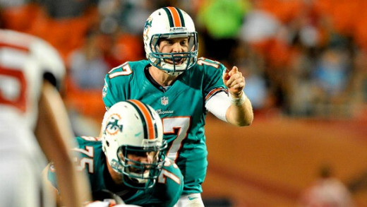 Second-year quarterback Ryan Tannehill is expected to improve upon the potential he showcased in 2012.