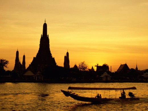 Wat Arun Temple of Dawn - A Great Place to Reflect