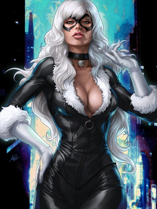 Original Black Cat Costume