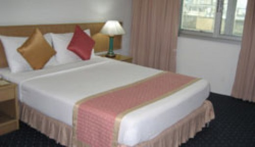 Samran Place Hotel Room