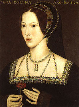 Anne Boleyn and Thomas Cromwell locked horns over money