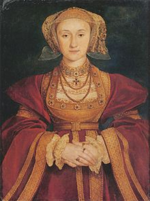 The marriage to Anne of Cleves was Thomas Cromwell's downfall