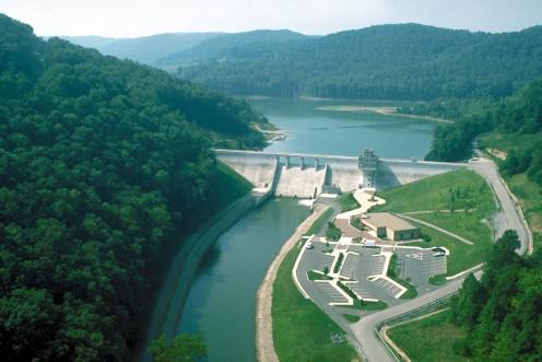 Stonewall Jackson Lake and Dam