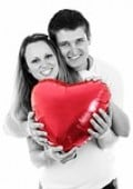 Happy couples learn how to relate to each other in a positive and effective way.