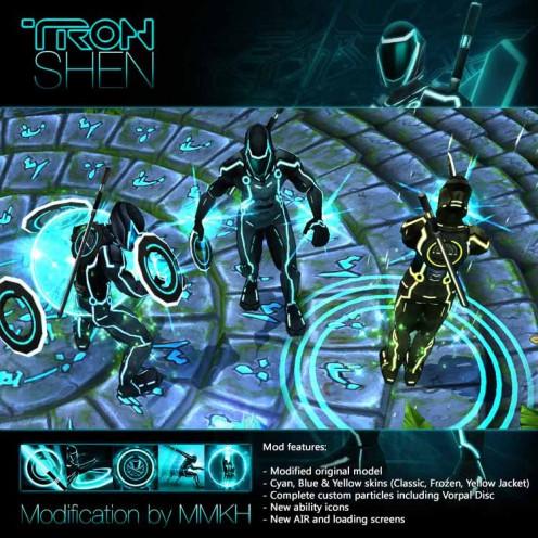 Tron Shen