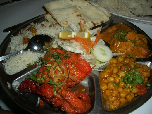 More indian food.