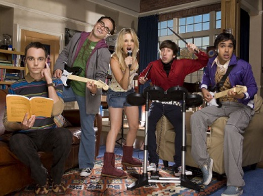 The Big Bang Theory follows a common TV show formula for character tropes.