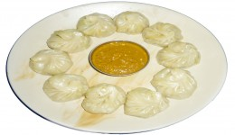 Momo is much loved delicacy in Nepal.