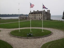 Have you ever visited Old Fort Niagara in Western New York State near Niagara Falls?