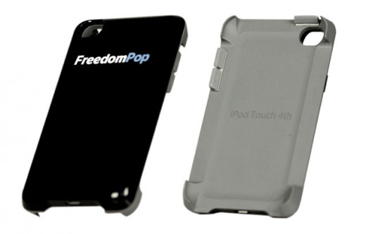 FreedomPop Rocket Sleeve for iPod Touch