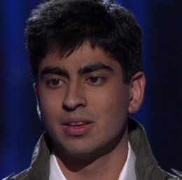 Anoop on American Idol