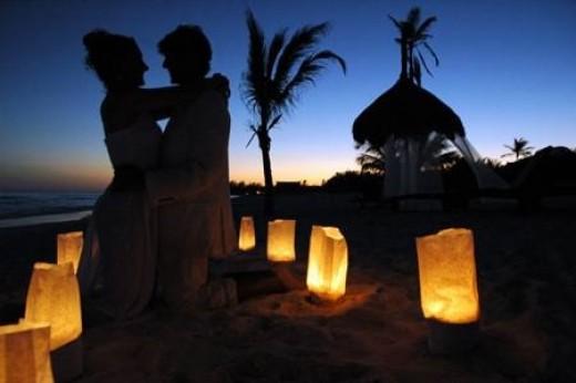 Wedding At The Riviera Maya, Mexico