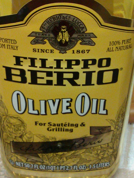 No need to splurge on extra virgin olive oil for sauteeing or browning meat.