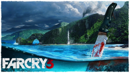 One of many covers of Far Cry 3