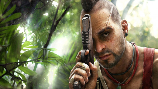 Vaas, a villain that you will fall in love with...