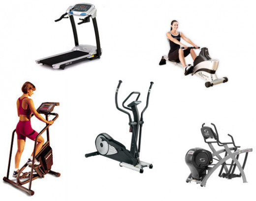 Cardio exercises may be labor intensive, but there are many options to choose from.