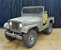 1953 Model M38-A1 Willys Jeep