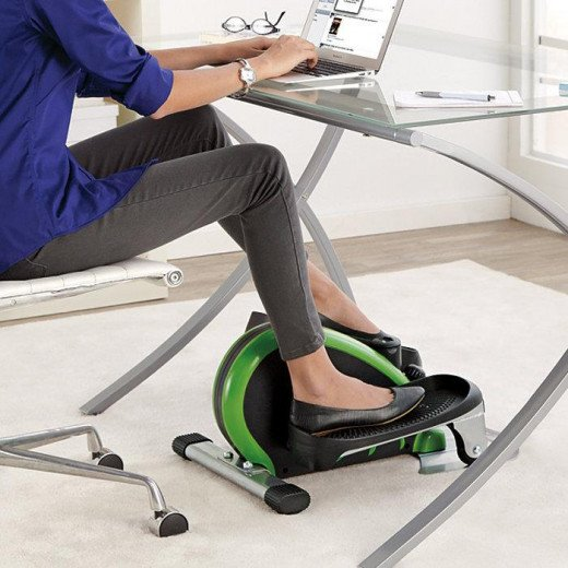 Portable  under-desk cycle machines are widely available