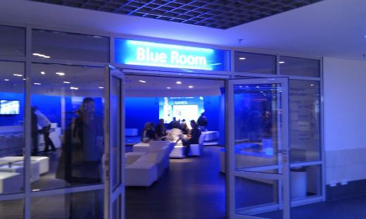 O2 Blueroom