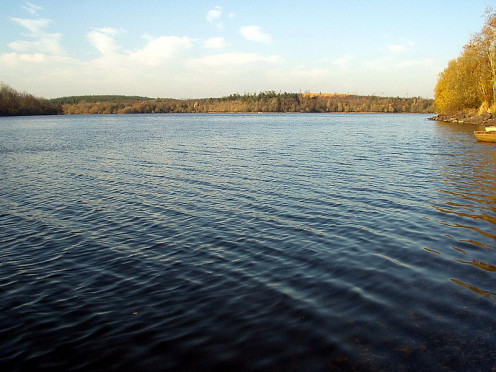 Lough Oughter, County Cavan
